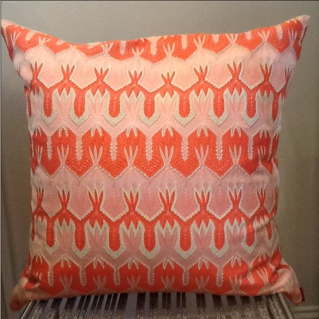 Missoni Home Ormand Pillow - Image 4 of 6