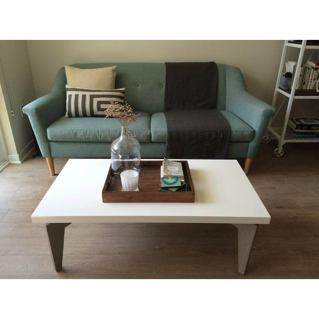 West Elm Finn Couch - Image 4 of 8