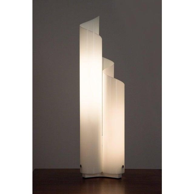 Artemide Mid 20th Century Vico Magistretti Mezzachimera Lamp For Sale - Image 4 of 11