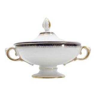 Mid-Century Modern Rosenthal Porcelain Tureen Serving Dish For Sale