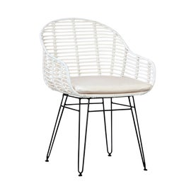 Image of Woven Dining Chairs