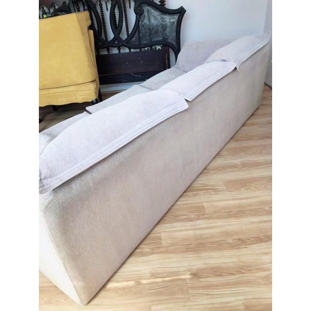 N. Eilersen Danish Modern Down Sofa For Sale In Saint Louis - Image 6 of 13