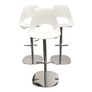 Bontempi Shark Bar Stools - Set of 3