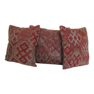 Kilim Rug Pillows - Set of 3