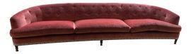 Image of Brick Red Standard Sofas