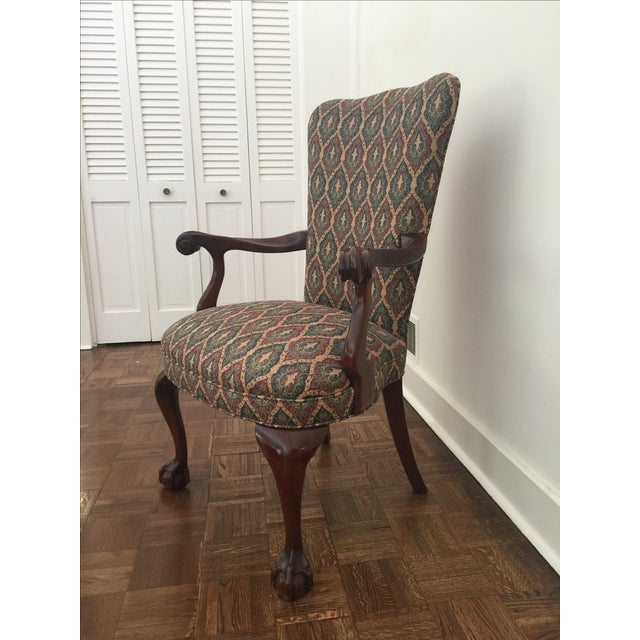 Colonial Reproduction Ball Claw Style Chair - Image 4 of 6