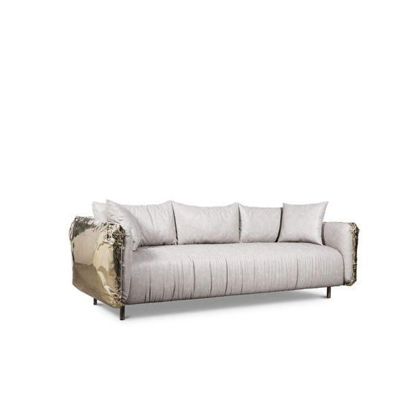 Not Yet Made - Made To Order Imperfectio Sofa From Covet Paris For Sale - Image 5 of 5