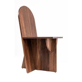 Apollo Walnut Chair Preview