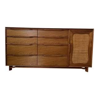 Vintage Mahogany Marshall Fields Credenza For Sale