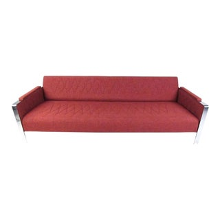 Long and Stylish Contemporary Modern Sofa For Sale