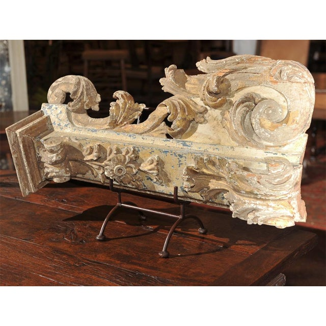 French architectural carving For Sale - Image 4 of 7