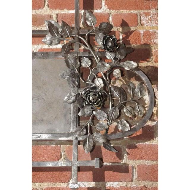 Chromed Iron Hanging Sign - Image 6 of 9