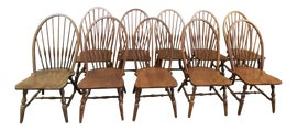 Image of English Traditional Dining Chairs