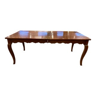 Wright Furniture Company Extension Table For Sale