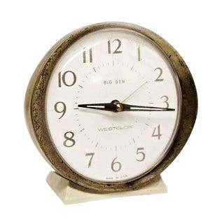 Westclox Big Ben Plastic & Brass Alarm Clock For Sale