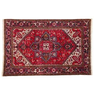"""Vintage Mehrivan Carpet - 5'10"""" X 9'2"""" For Sale"""