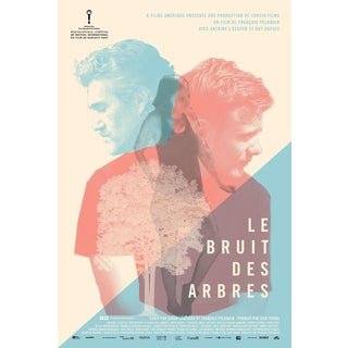 2015 Contemporary Movie Poster - Le Bruit Des Arbres, Film by Francois Peloquin For Sale
