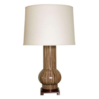 Customizable Paul Marra Chinese Style Table Lamp