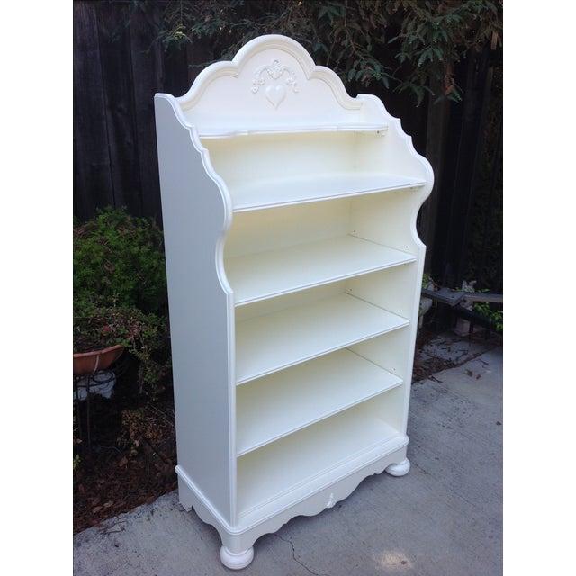 Lexington White Painted Bookcase - Image 3 of 5
