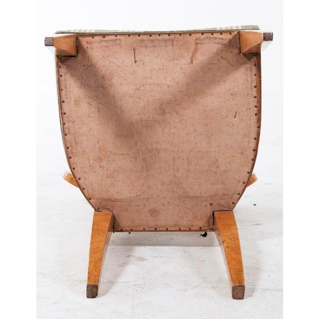 Karelian Birch Russian Chair - Image 3 of 7