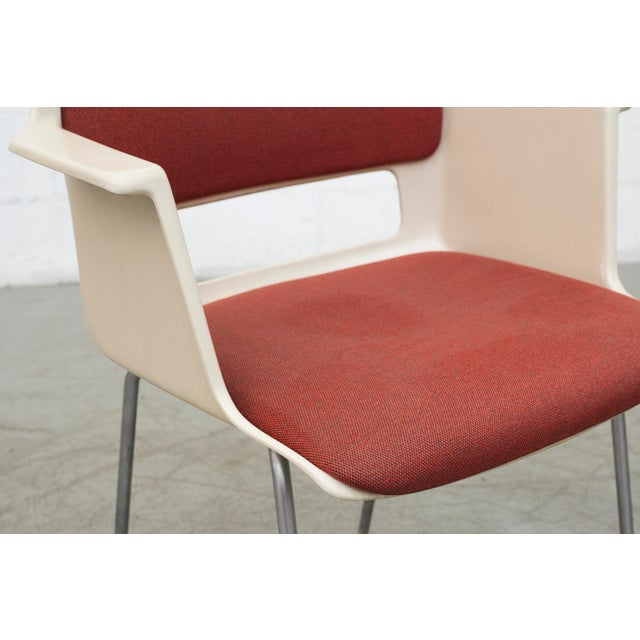 1970s A.R. Cordemeijer Gispen Chair - Image 9 of 10