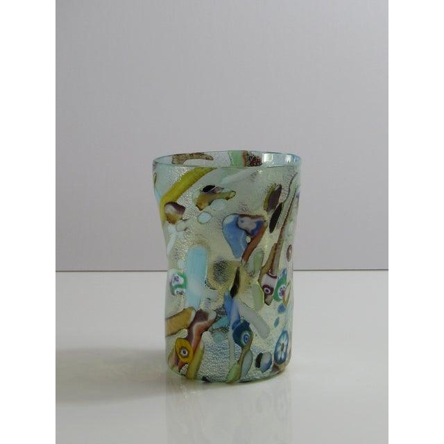 2010s Custom Murano Drinking Glasses - Set of 6 For Sale - Image 5 of 9