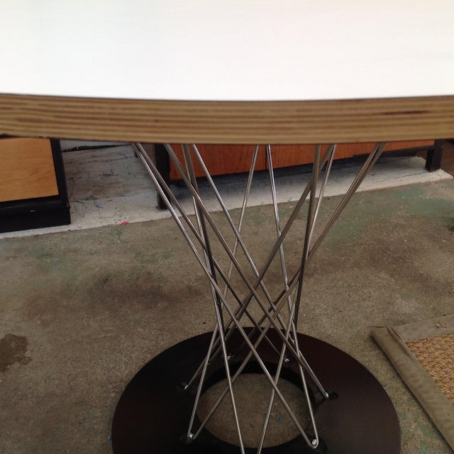 Noguchi for Knoll Cyclone Dining Table For Sale - Image 7 of 7