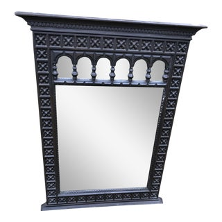 Vintage Cathedral Style Mirror