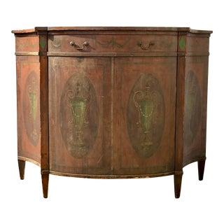 Adams Style Prop House Cabinet / Vanity
