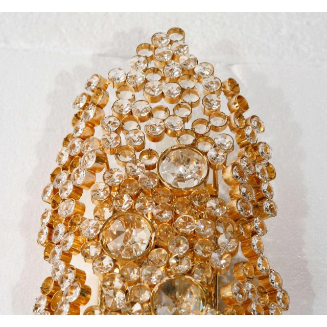 1960s 1960s Large Single German Palwa Sconce For Sale - Image 5 of 9