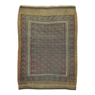 Antique Handmade Persian Baluch Rug -
