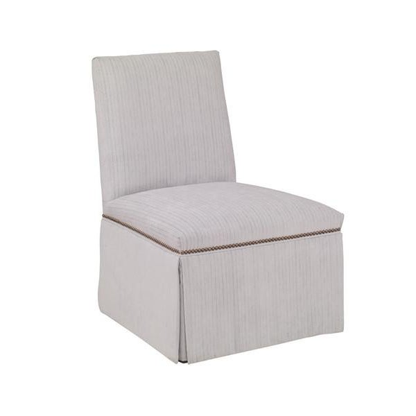 Traditional Mary McDonald for Chaddock Ella Slipper Chair For Sale - Image 3 of 3