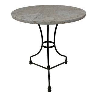 Vintage Ralph Lauren French Cafe Table For Sale
