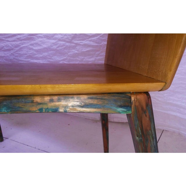 Heywood-Wakefield Side Tables - A Pair - Image 8 of 10