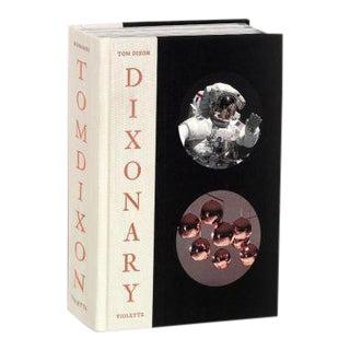 Tom Dixon Dixionary Book For Sale