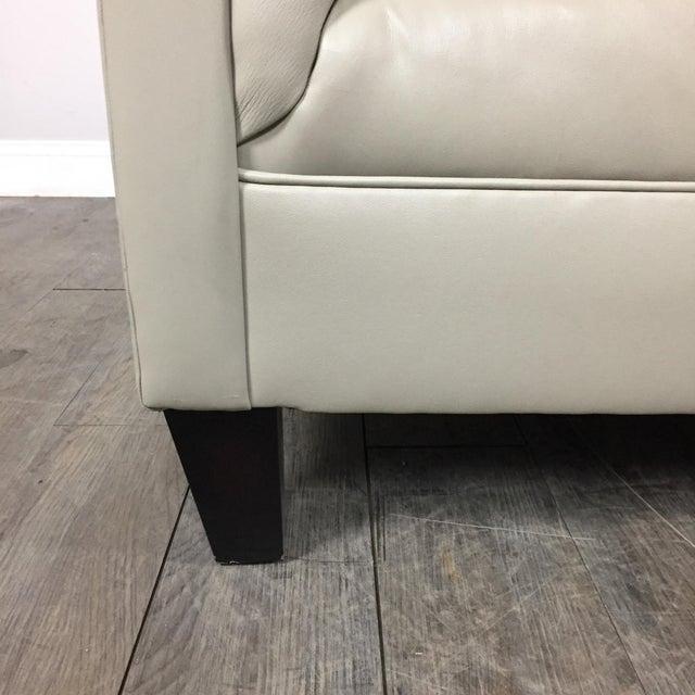 Z Gallerie Modern Tufted Sofa - Image 7 of 11