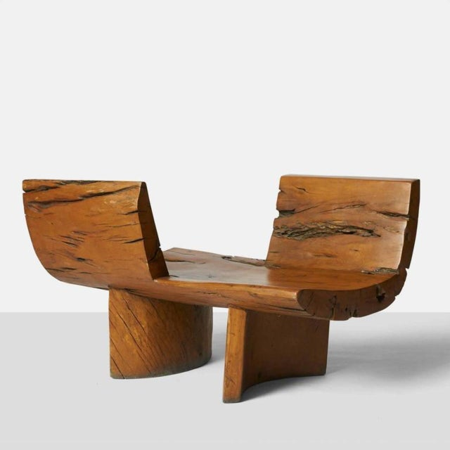 Tete a Tete Bench by Hugo Franca For Sale - Image 9 of 9