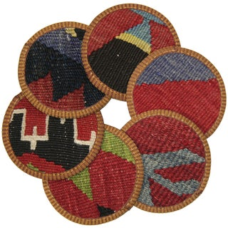 Kilim Coasters, Hakkâri - 6