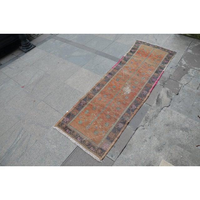 Islamic Turkish Oushak Rug For Sale - Image 3 of 6