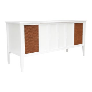 Mid Century Modern Zenith Stereo Console 1964