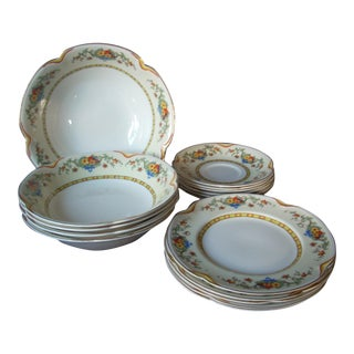 Johnson Bros. China Dishes - 16 Pieces For Sale