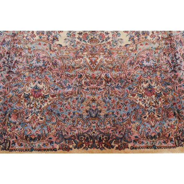 Colorful oversize rug. Vintage Karastan. A warm and eclectic addition to any room of your home or office. We recommend a...