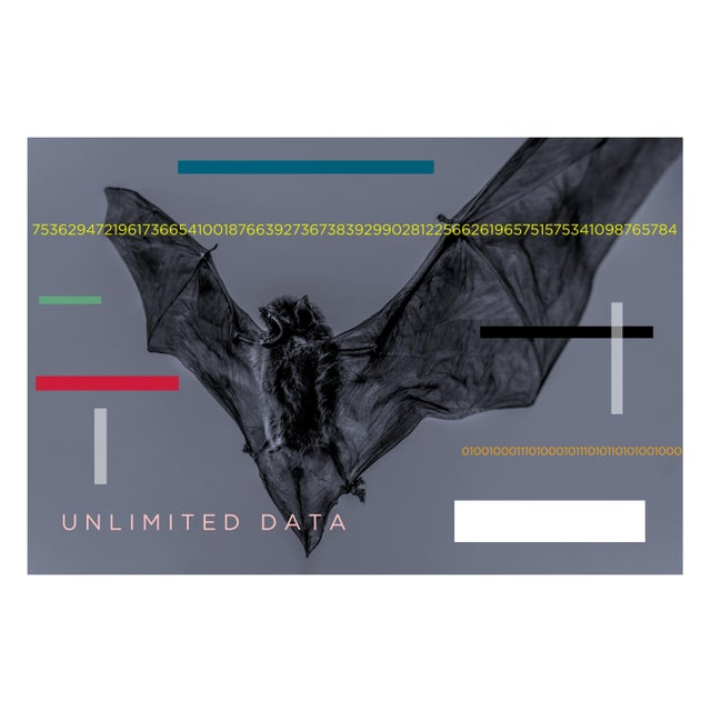 Unlimited Data Original Photography Print For Sale