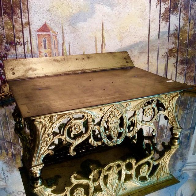 Vintage Brass Missal - Image 2 of 10