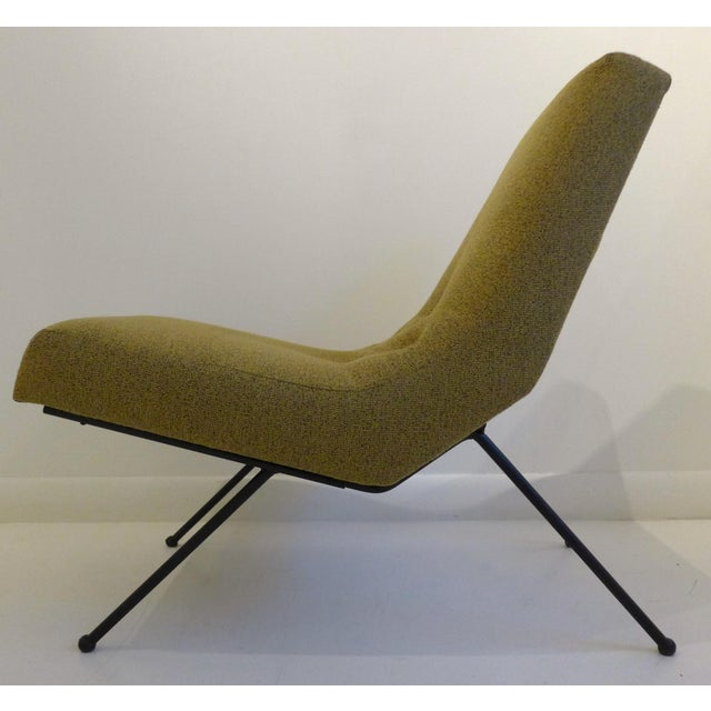 Craft Associates Lounge Chair with Ottoman by Adrian Pearsall For Sale - Image 4 of 8