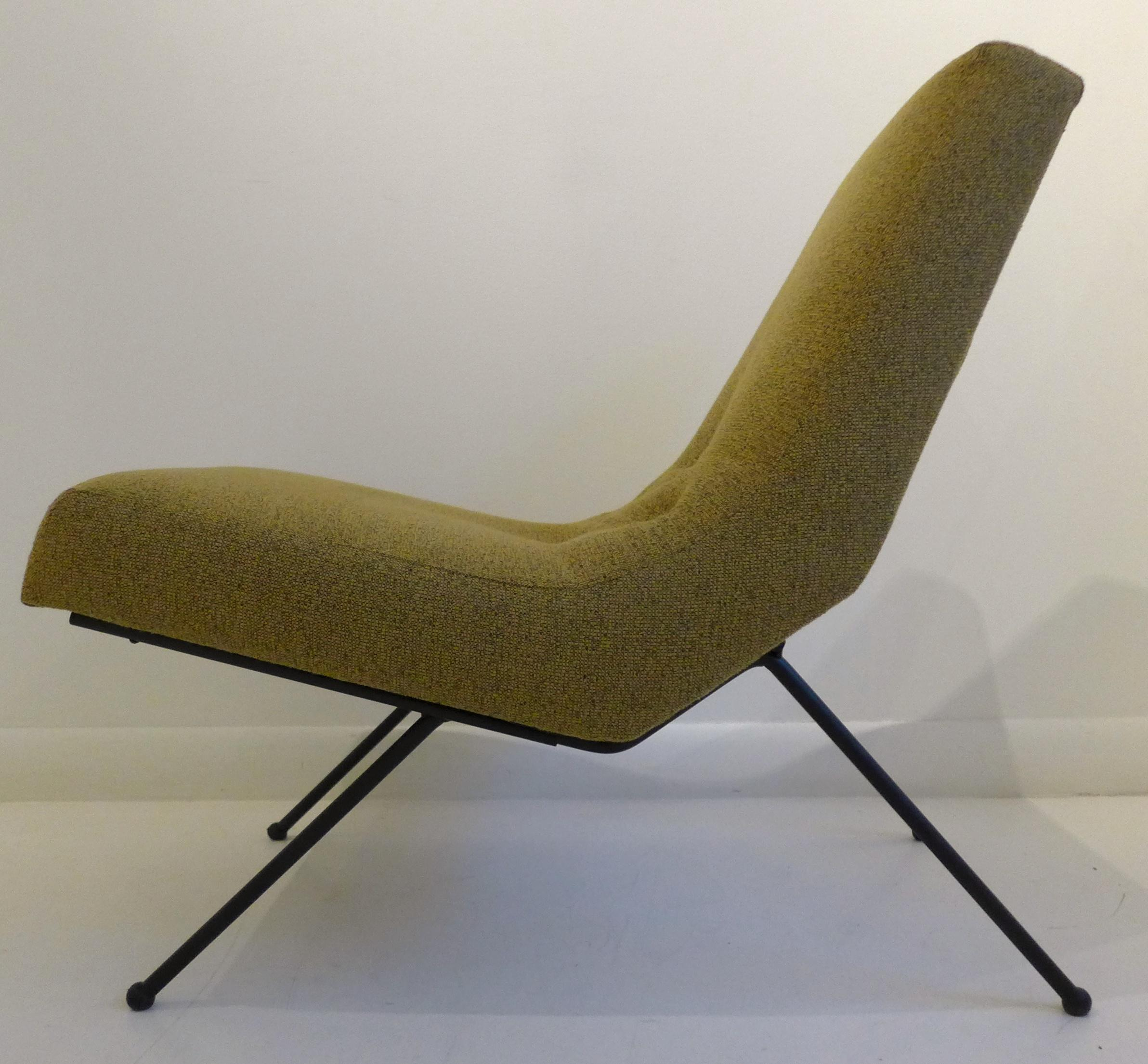 Genial Lounge Chair With Ottoman By Adrian Pearsall   Image 4 Of 8