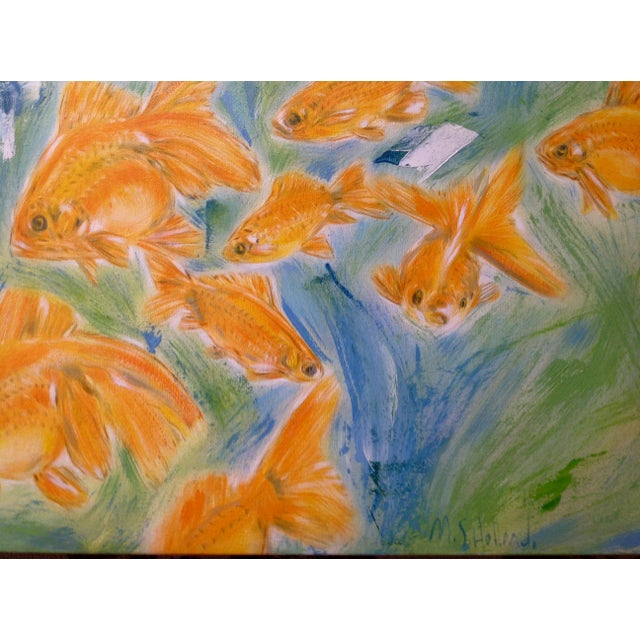 Fantails and Moor Painting - Image 11 of 11