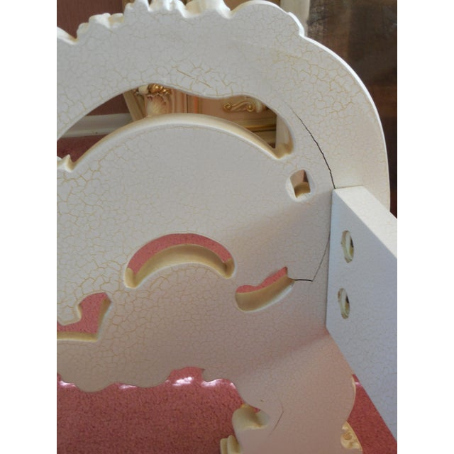 Italian Style Cherub California King Bedframe - Image 5 of 11