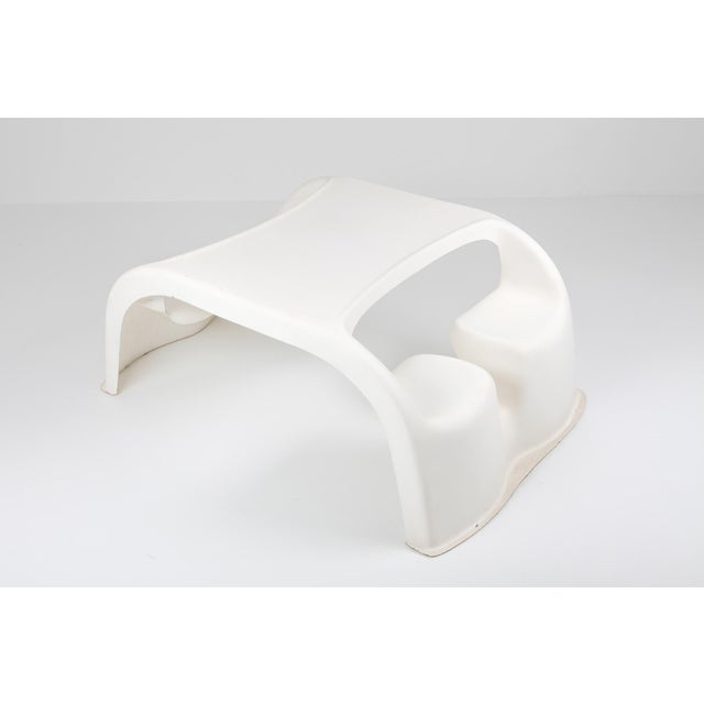 1970s Gunter Beltzig 'Auberge' Seating Group For Sale - Image 5 of 9