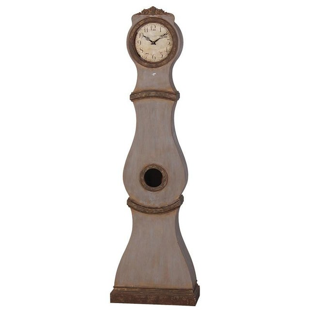 Reproduction Swedish Mora Clock For Sale - Image 4 of 5